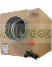 Caja Extracción Softbox 7000m3/h (IN-3x250-OUT 315) + Coronas