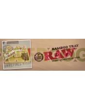 Bandeja RAW Bamboo Rolling Tray