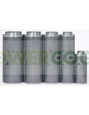 Filtro Can-Lite 2500 m3/h 100 cm Boca 250mm