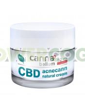 CANNABELLUM CBD ACNECANN CREMA NATURAL