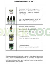 SPRAY SUBLINGUAL CBD 30ml- VAINILLA 1,6%