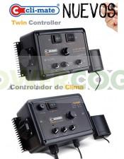 Controlador de clima Twin Controller 12+12a CLI-MATE