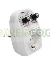 Controlador Temperatura y Velocidad Mínima de 5A (GSE)