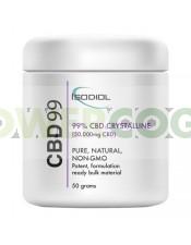 Cristales Isodiol CDB 99% 50gr.