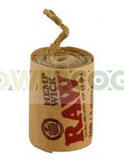 Cuerda de Cáñamo Raw Hemp Wick 3mt