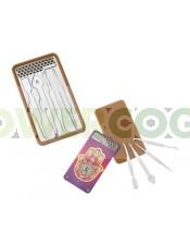 Tarjeta Dabit Card Vsyndicate - Modelo Hamsa (Dabber portátil)