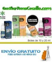 E-Liquid con Terpenos Marihuana (Plant of life)