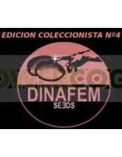 Edición Coleccionista #4 (Dinafem) 6 Semillas Feminizadas