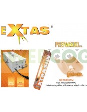 Kit 600w Xtrasun Reflector Stucco