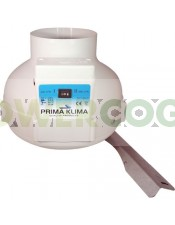 Extractor PK 150 mm 2 velocidades 400/800m³/h