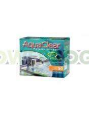 Filtro Aquaclear 30  oxigena y filtra el agua