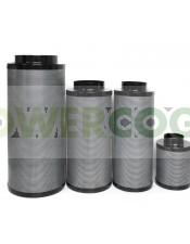 Filtro de Carbón Falcon (Vanguard Hydroponics) 250x1000mm (1900m3/h)