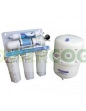 Filtro Osmosis Inversa 5 Etapas con Depósito