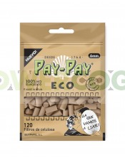 Filtros Pay-Pay Eco 6mm Biodegradables
