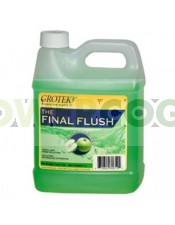 Final Flush  MANZANA(Grotek)