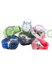 Reloj Grinder Pulsera picador Marihuana
