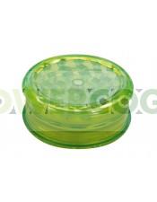 Grinder de Plástico con Depósito