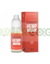 HARMONY E-LIQUID STRAWBERRY HEMP (CBD)