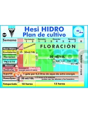 Hesi Floración Hidro Abonno