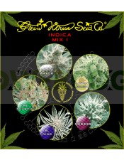 Indica mix I (Green House Seeds)