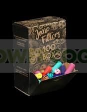 JANO FILTER 100 MIXED FILTERS BOX