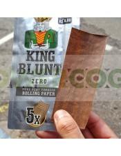 KING BLUNT WRAPS K.S. 5 HOJAS SABORES