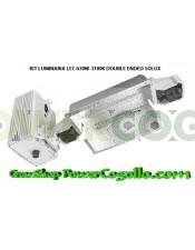KIT LUMINARIA LEC 630W-3100K DOUBLE ENDED SOLUX