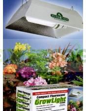 Kit 150 w Floramax CFL + Reflector Blanco