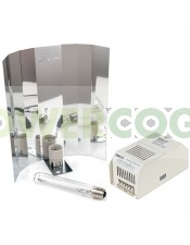 Kit de 400W Sunmaster Dual Iluminación (crecimiento-Floración)