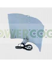 Kit 600 w Sylvania + Reflector Adjust + Difusor Calor