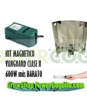 KIT 600W MAGNETICO VANGUARD CLASE II PLUG&PLAY