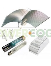 Kit 400w Sylvania + Reflector Adjust-A-Wings