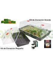 Kit de Clonación Propagación + Invernadero