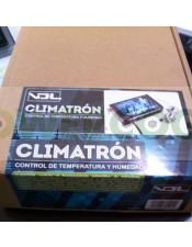 Comprar Control de Clima Digital CLIMATRON VDL para el cultivo interior Cannabis