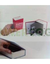 Caja Libro Plástico L Camuflaje
