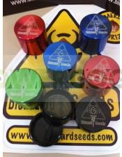 comprar Grinder Biohazard Seeds 48 mm 4 partes Barato