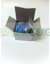 Kit para vacío en tarros 5u Secret Smoke (punzón y válvula)