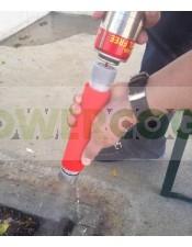 Extractor para la extracción de BHO y Aceites de Marihuana