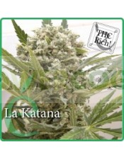La Katana (Elite Seeds) Semilla Feminizada