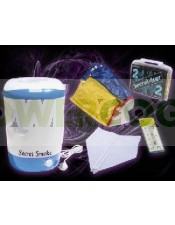 kit lavadora secret icer 2 mallas secret smoke extraccion resina