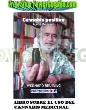 """LIBRO """"CANNABIS POSITIVO, ACEITE MEDICINAL"""" DE WERNARD BRUINING"""