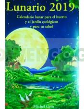 LIBRO LUNARIO 2019 (CALENDARIO LUNAR)