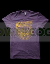Camiseta Los Angeles Greenders - T-Shirt Marihuana
