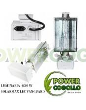 LUMINARIA LEC 630W SOLARMAX LEC PG VANGUARD