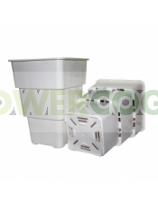 Maceta Blanca Air Max Pot 7 Litros