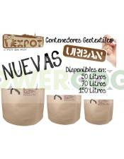 Maceta Tex Pot Urban-Color Arena-150 LITROS