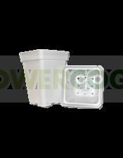 Pack Autofloración Sustrato 20 lt + 2 Macetas 11 Lt + 2 Semillas Auto (kit barato cultivo Autoflorecientes)