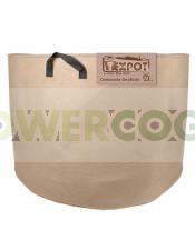 Maceta Tex Pot Urban-Color Arena-70 LITROS