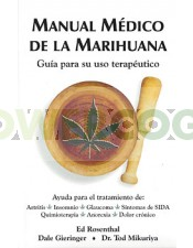 manual, medico, marihuana, cannabis, ed rosenthal, rosenthal