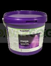 Mega Worm Plagron Humus de Lombríz Roja